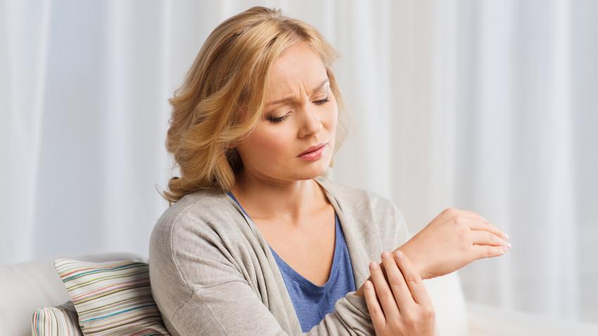 a csukló osteoarthritisének kezelése