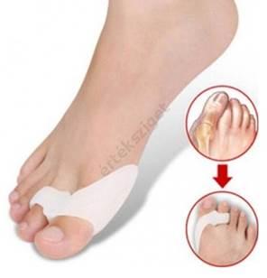 fájdalom a nagy lábujj lábának ízületében