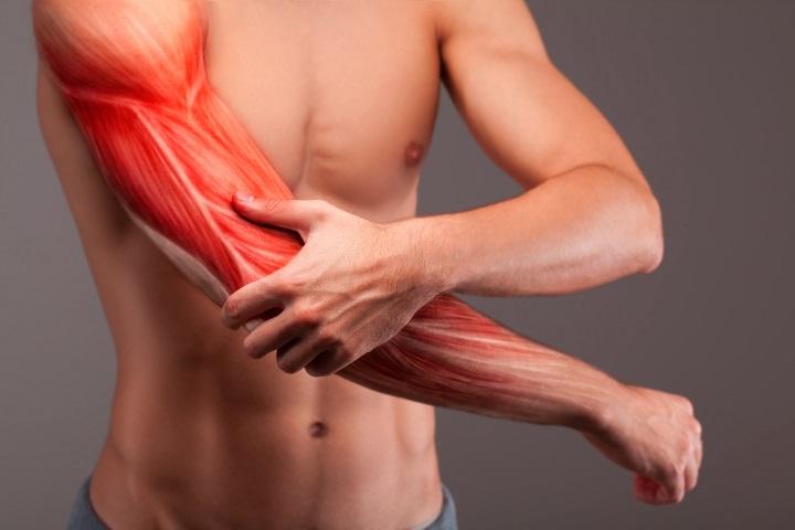 a vállízület fájdalmainak okai edzés közben