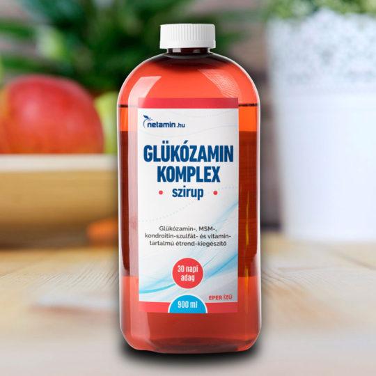 glükózamin-kondroitin komplex kapszula gyógyszerész)