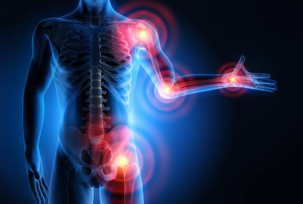 ízületi fájdalom májbetegségekben