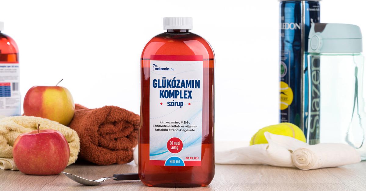 kondroitin glükózaminnal vételár)