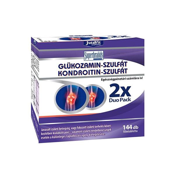 ízületi tabletta glükozamin-kondroitin