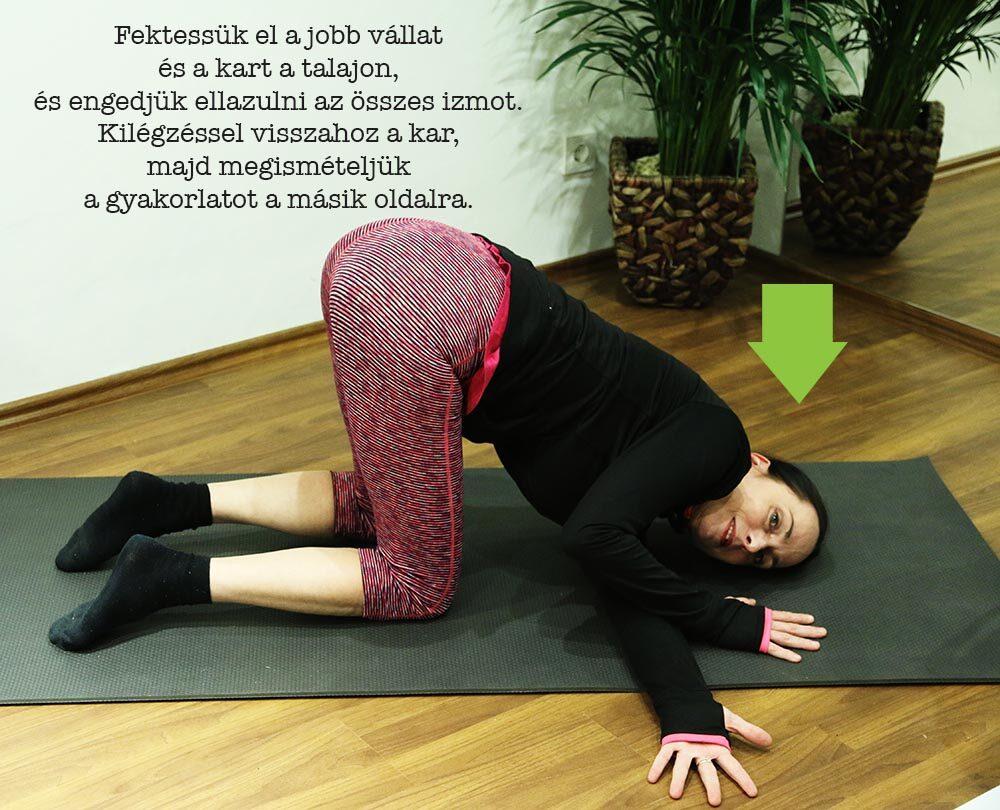 nyújtó gyakorlatok derékfájásra)