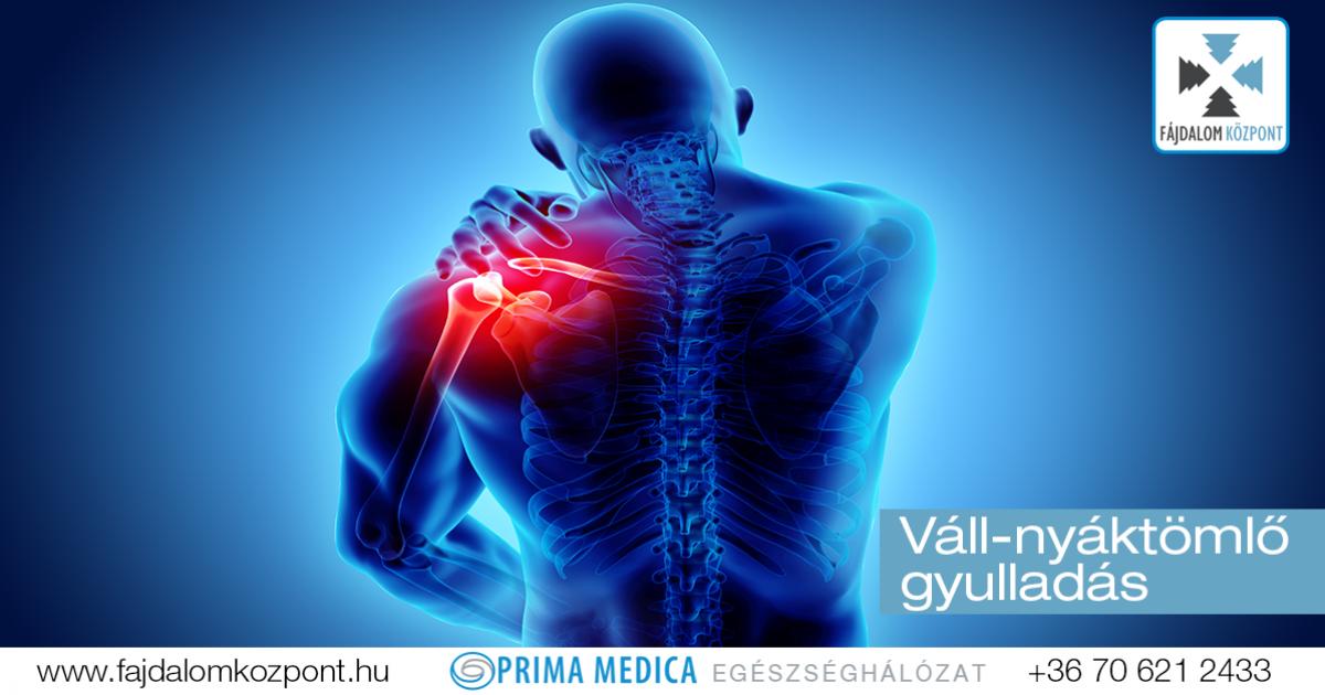 fájdalom és ropogás a nyakon és az ízületeken)