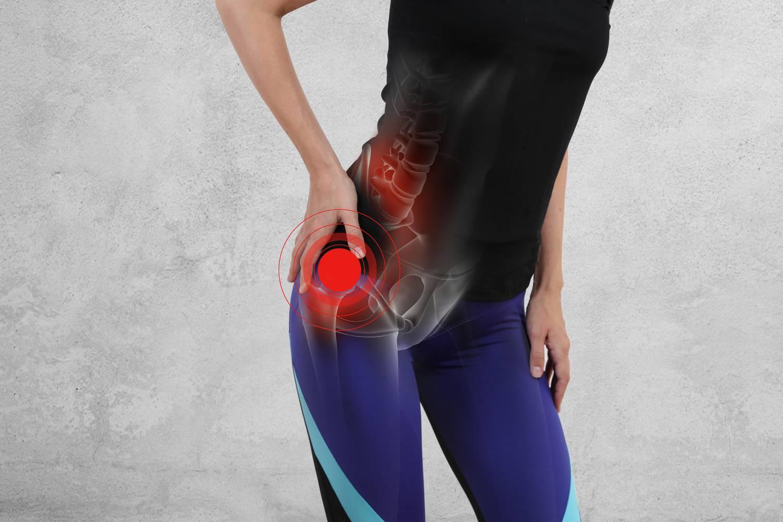 miért fáj a láb a csípőízületben