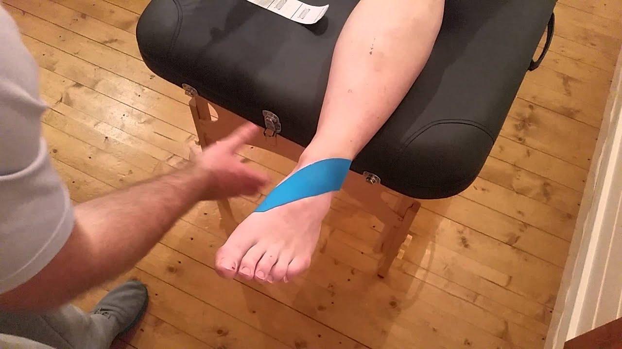 don a bokaízület artrózisával)