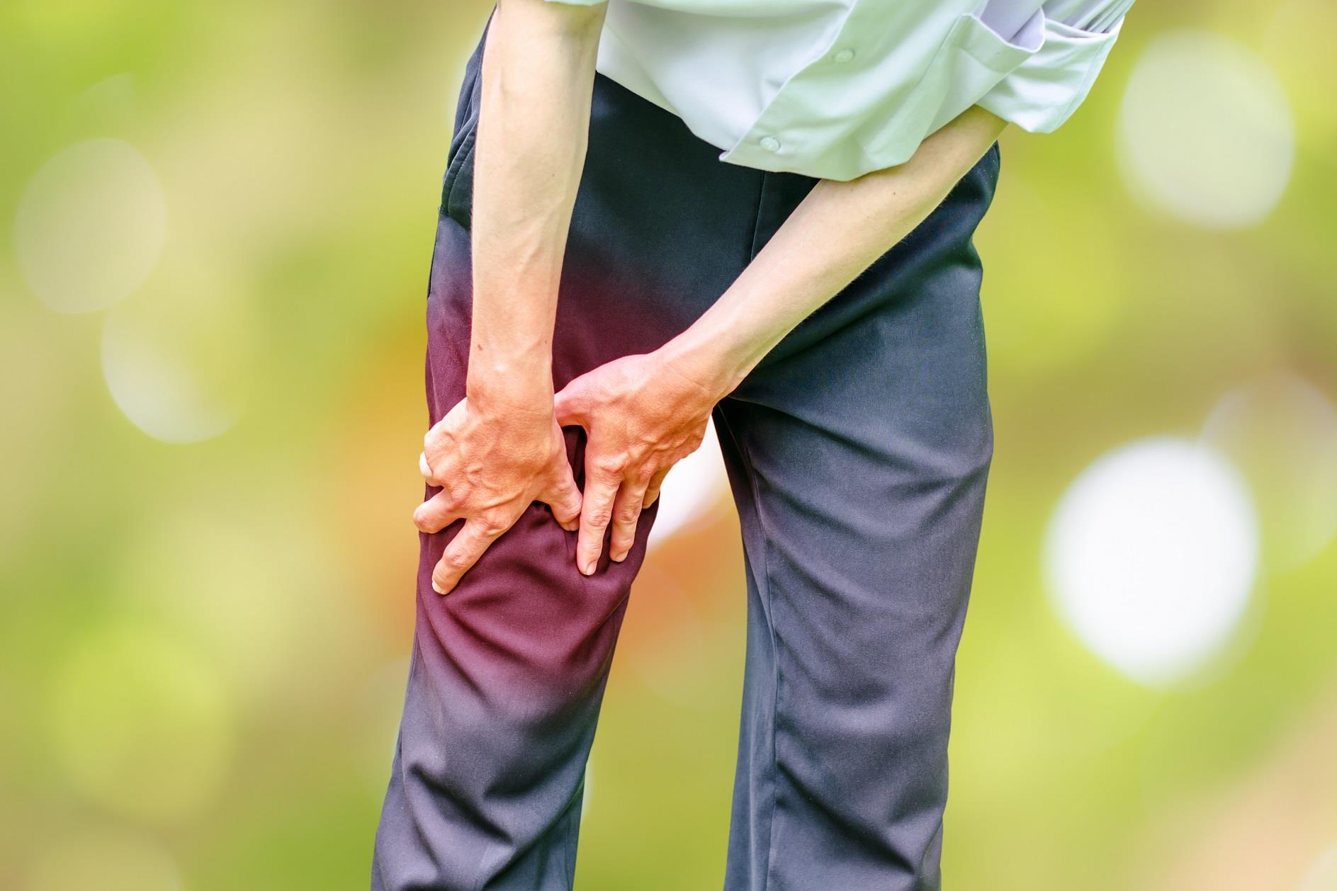 hogyan kell felvinni a gélt a térdízületre kenőcs a vállízület ligamentumainak törésére