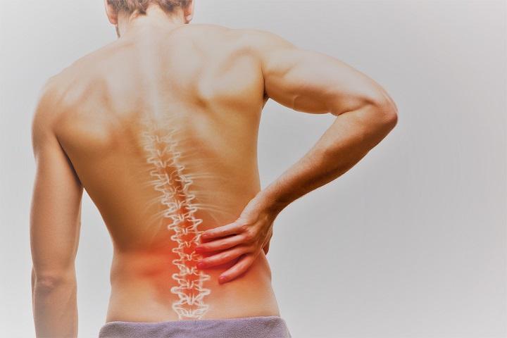 ízületi fájdalmak és a hát alsó része)