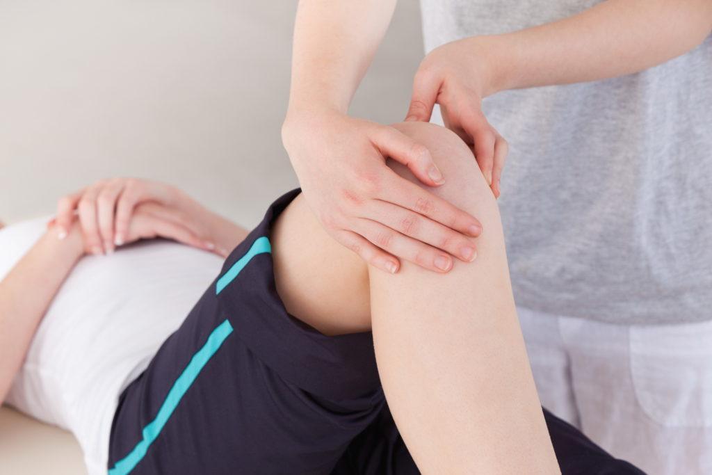 nanoplaszt térd artrózisával