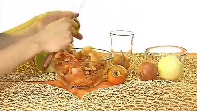 hogyan kell kezelni a hagymahéj ízületi gyulladását)