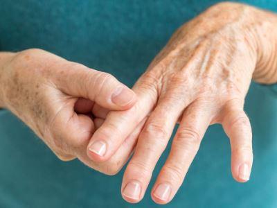 az ujjak ízületei gyulladásosak