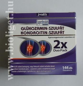 Jutavit Glükozamin-Kondroitin-MSM filmtabletta 72x
