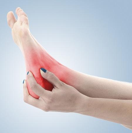 miért fáj a bokaízület reggel lézeres terápiás technika a térdízület artrózisához