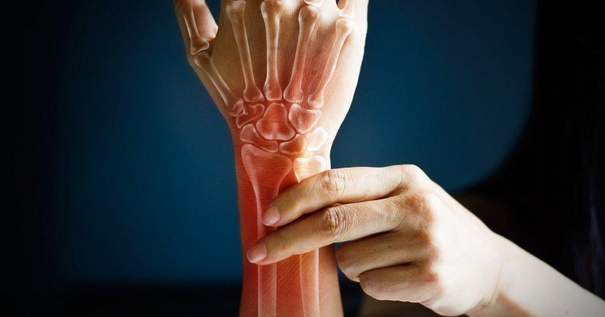 miért fáj a jobb kéz minden ízülete