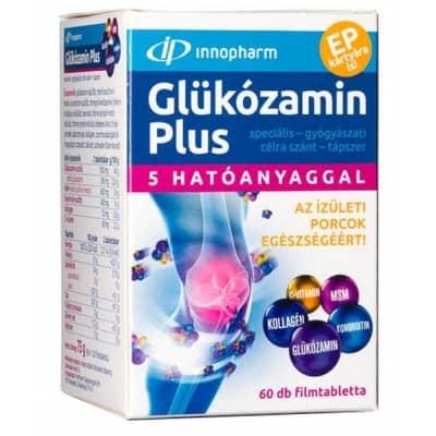 ízületi kondroitin és glükózamin