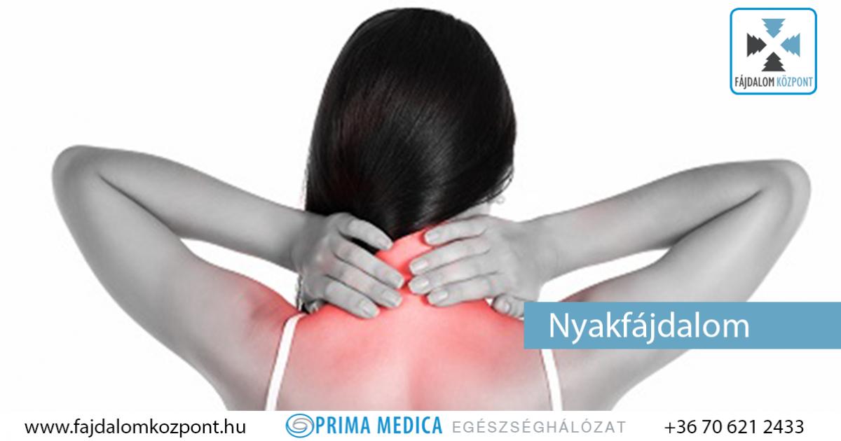 fájdalom és ropogás a nyakon és az ízületeken