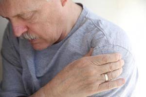 vállfájdalom, oszteokondrozis