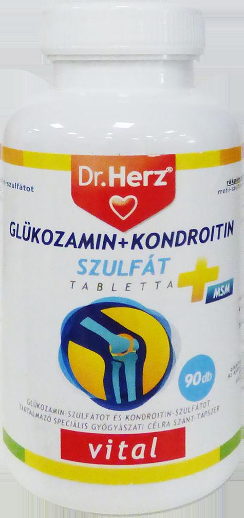 kondroitin és glükozamin káros)