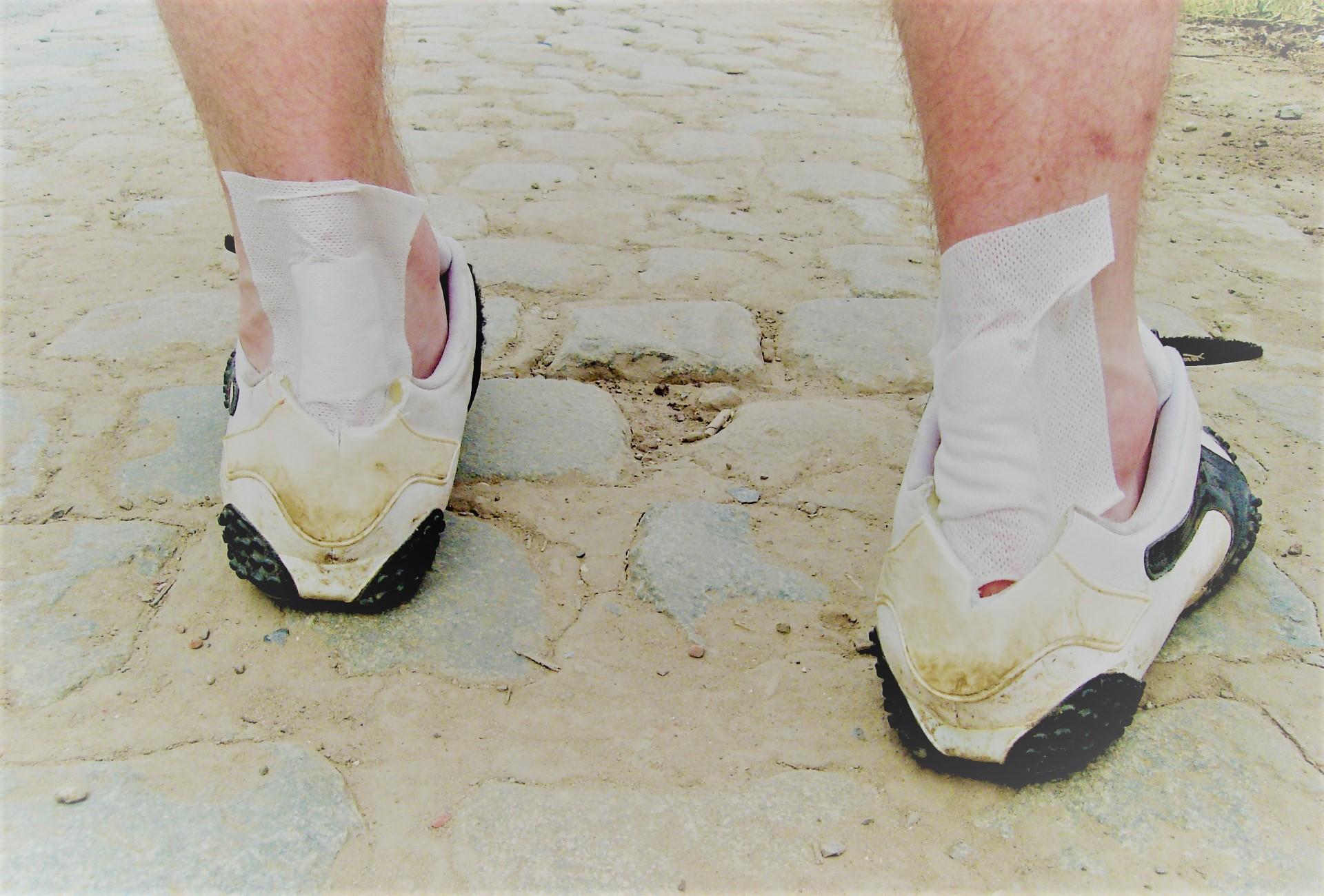 a lábtalpízület kezelése)