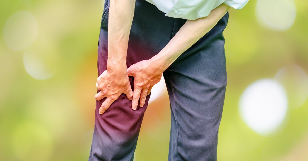térdfájdalom labdarúgás után