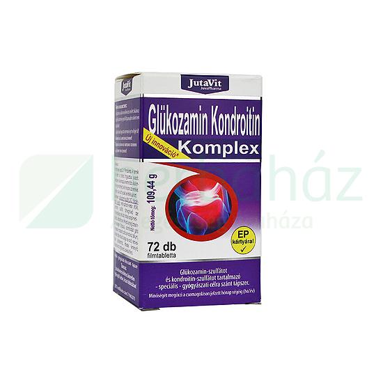 kondroitin komplex ízületi betegség felépítése