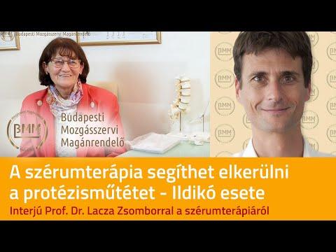 szérum ízületi kezelés)
