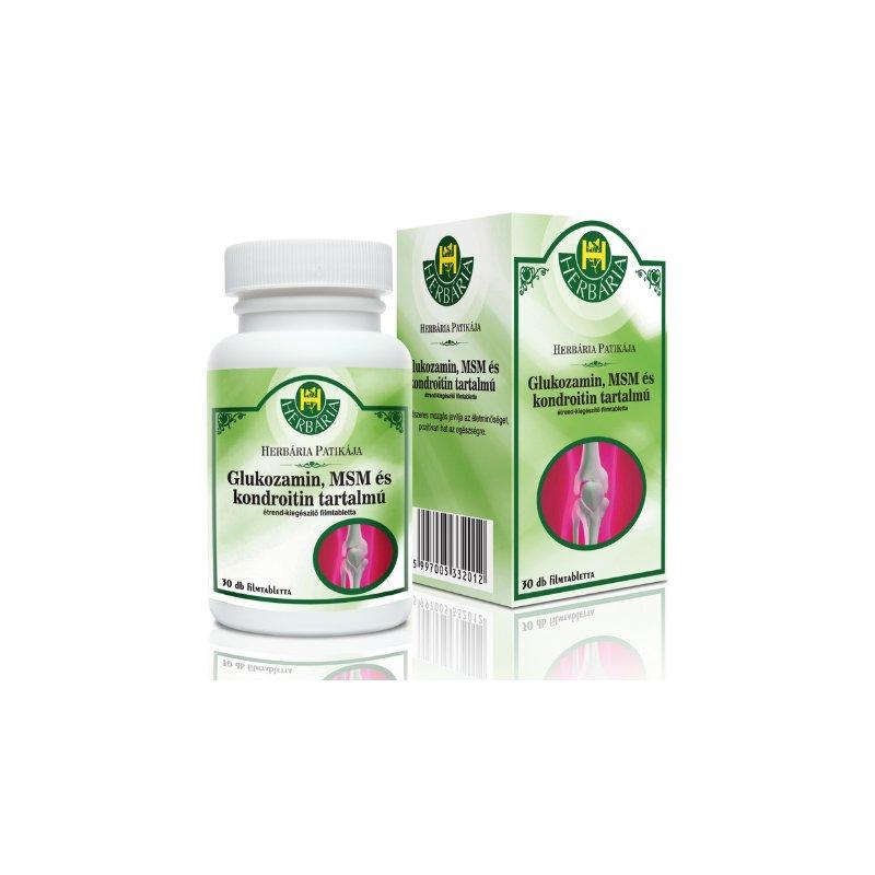 glükózamin-kondroitin forrása)