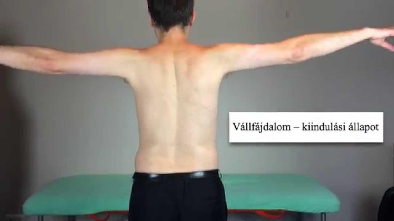 A bal vállban lévő sugárzó fájdalomnak több oka is lehet és több tünete is