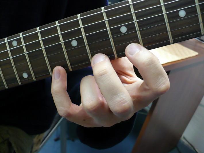 ujjai fájnak a gitárból