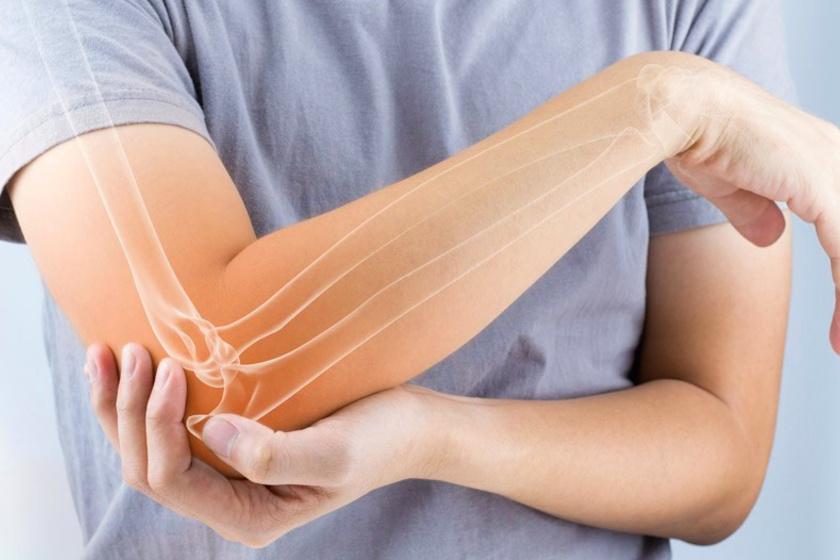 a könyökízület tünetei és a kezelés