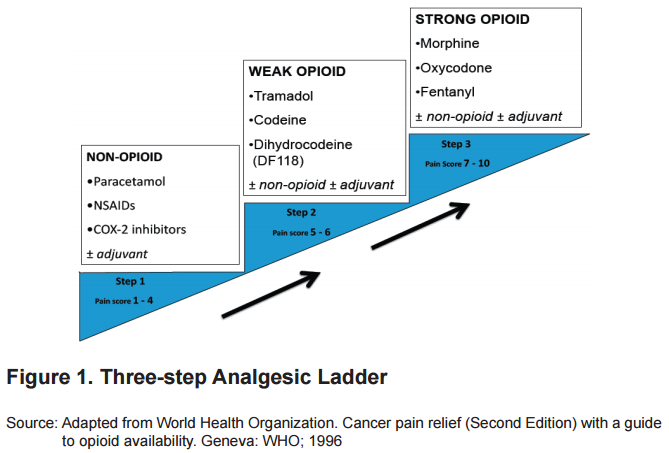 ízületi fájdalom opioidok