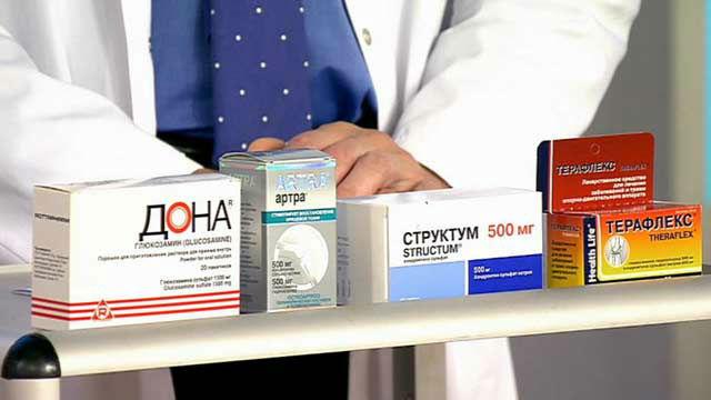 hogyan vegye be a chondroitin-t és a glükozamint kapszulákban