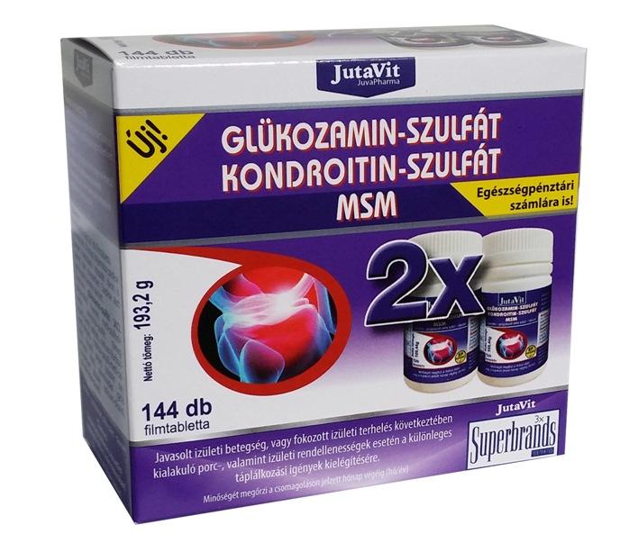 Glükozamin és kondroitin-szulfát az ízületekért | ptigroup.hu – Egészségoldal | ptigroup.hu