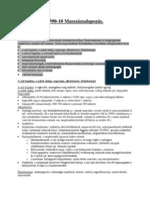 Poszttraumás arthrosisok kezelése a kézen Endoprotézis vagy arthrodesis? - PDF Ingyenes letöltés