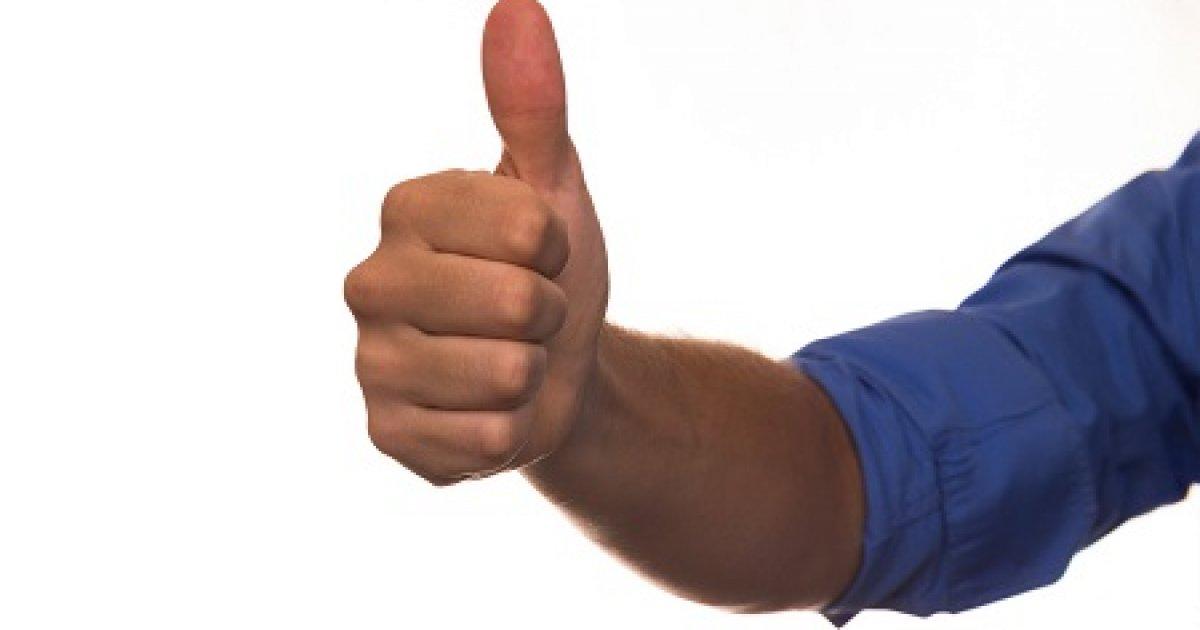 az ujjaival kapcsolatos ízületi gyulladásról)