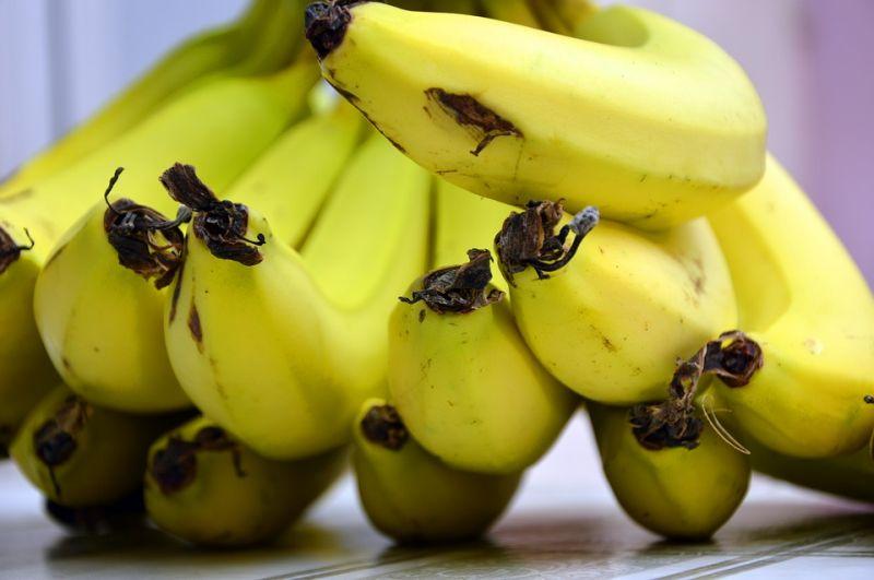 közös kezelés banánnal