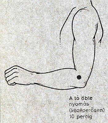 ízületi fájdalom akupresszúrás