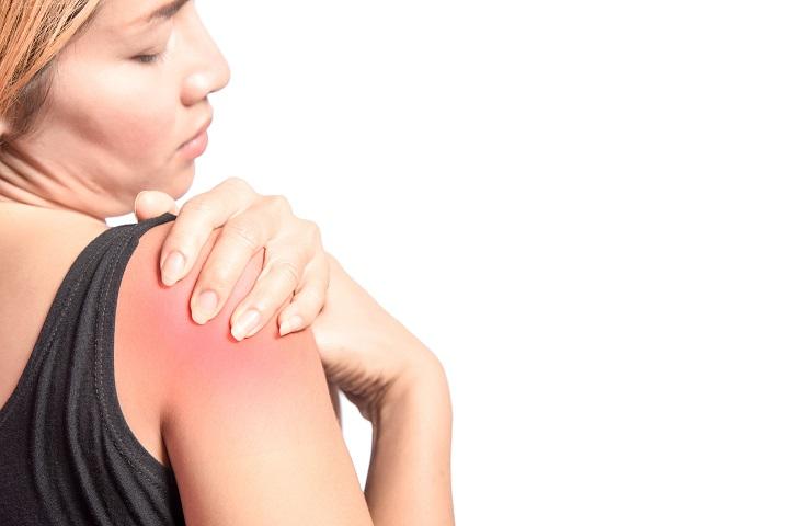 edzés után fájdalom a vállízületben