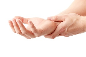 a vállízület fáj, és a kéz zsibbad térd izomkárosodása