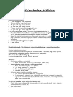 Gyógy,-és sportmasszőr komplex szakmai feladatok ( ) - PDF Free Download