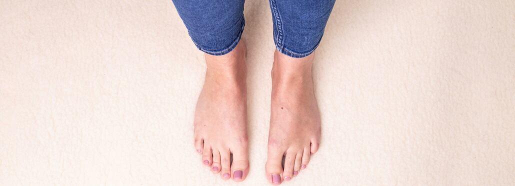 Mitől fárad el a láb?