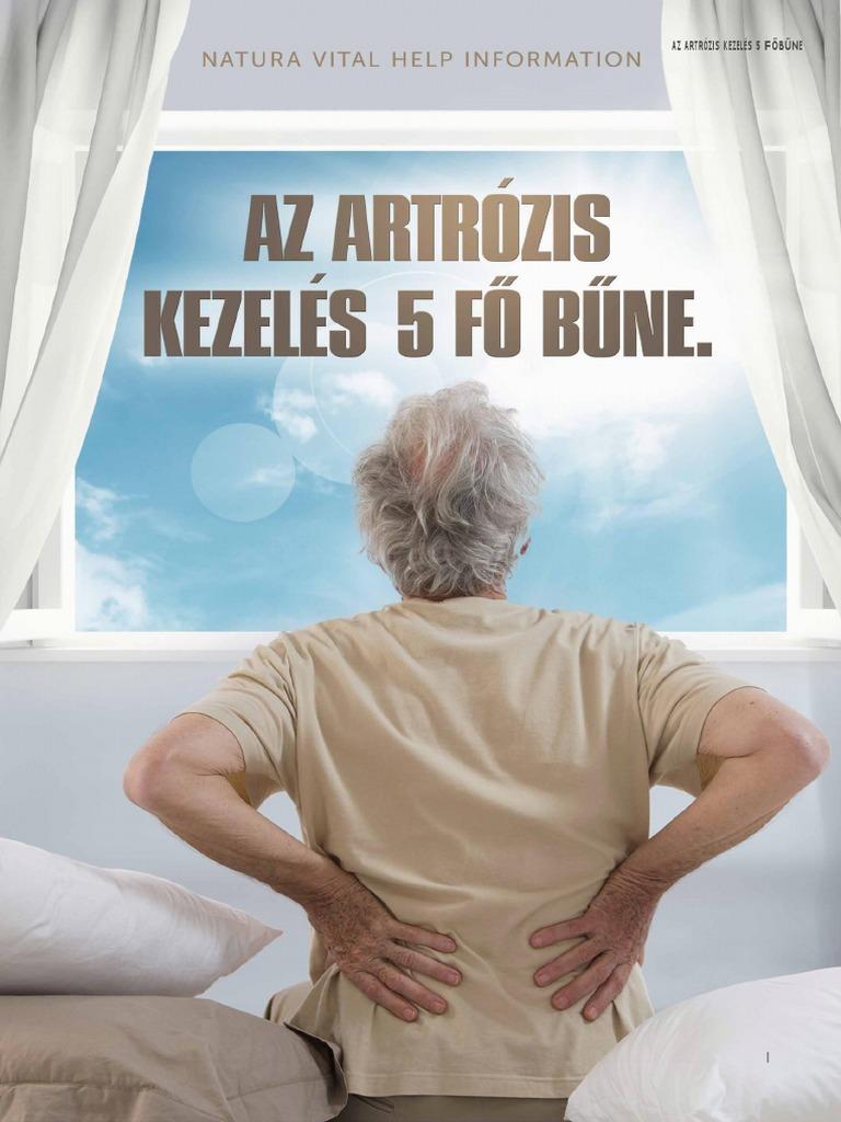 artrózis kezelés ahol