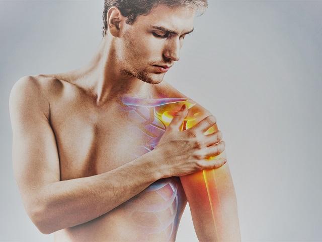 fekvő váll fájdalom ízületi fájdalom tömörítése alkohollal