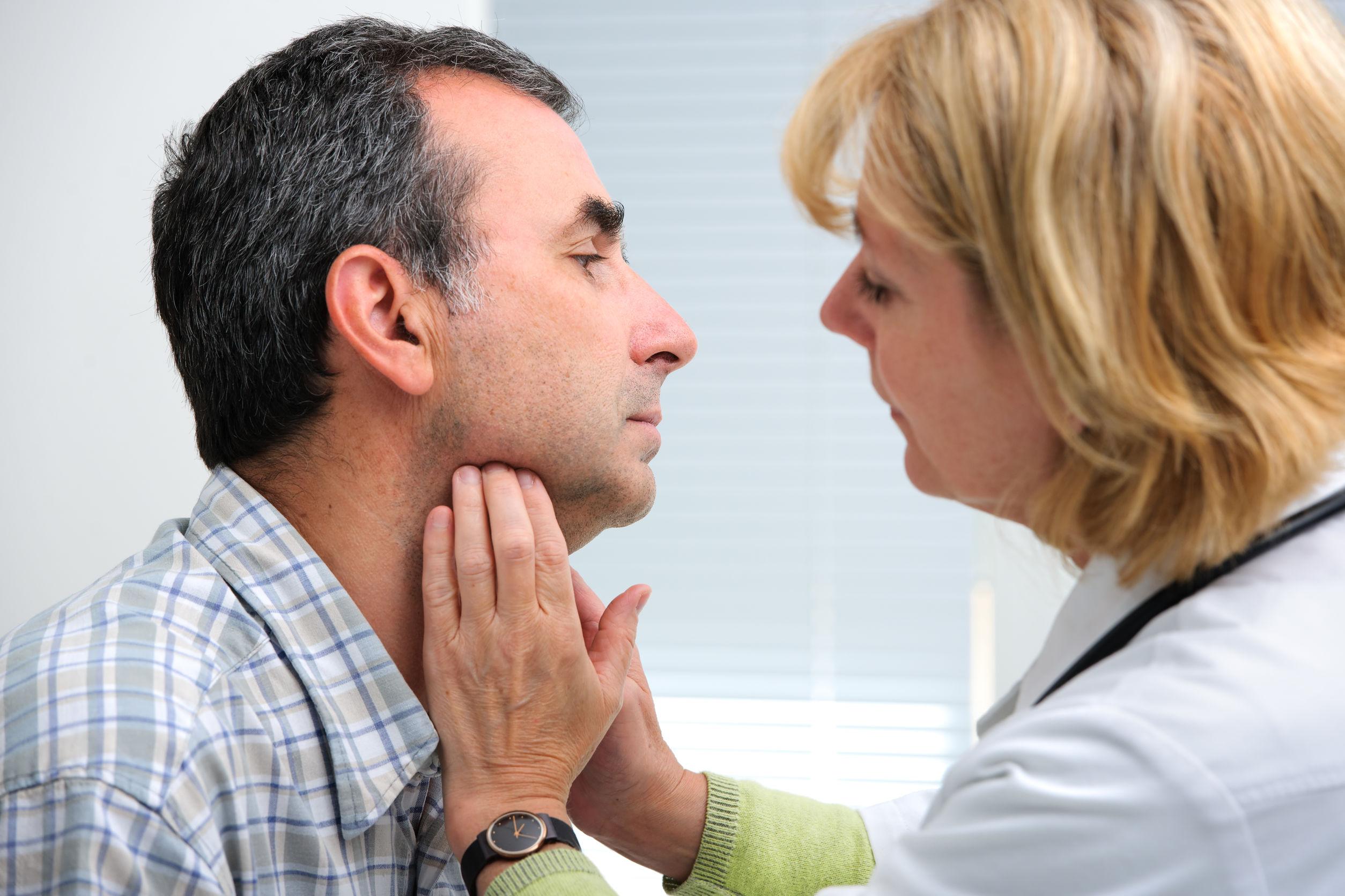 Nyirokcsomó duzzanat   A megnagyobbodás oka, kezelése