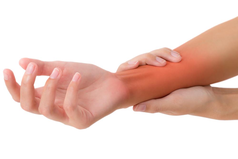 fájdalom a kéz ízületeiben edzés után)