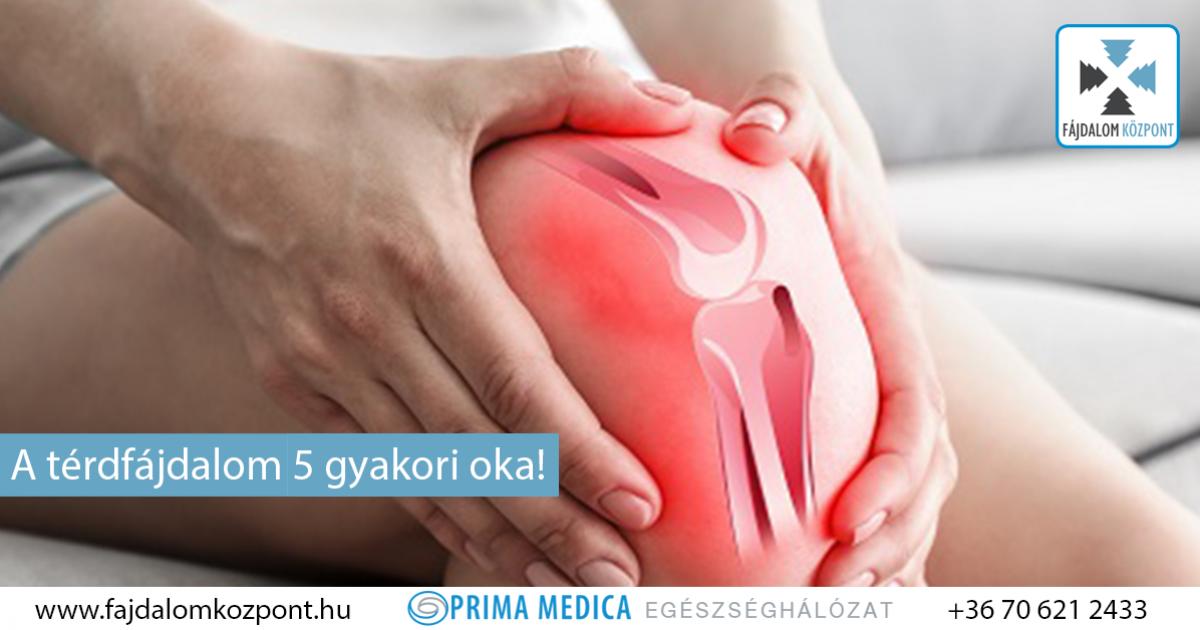 fulladásos fájdalom a térdben)
