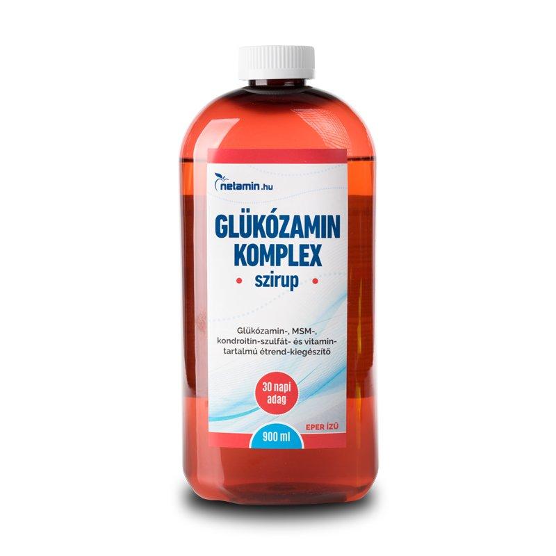 JutaVit Glükozamin-Szulfát Kondroition-Szulfát MSM Filmtabletta - 72 db