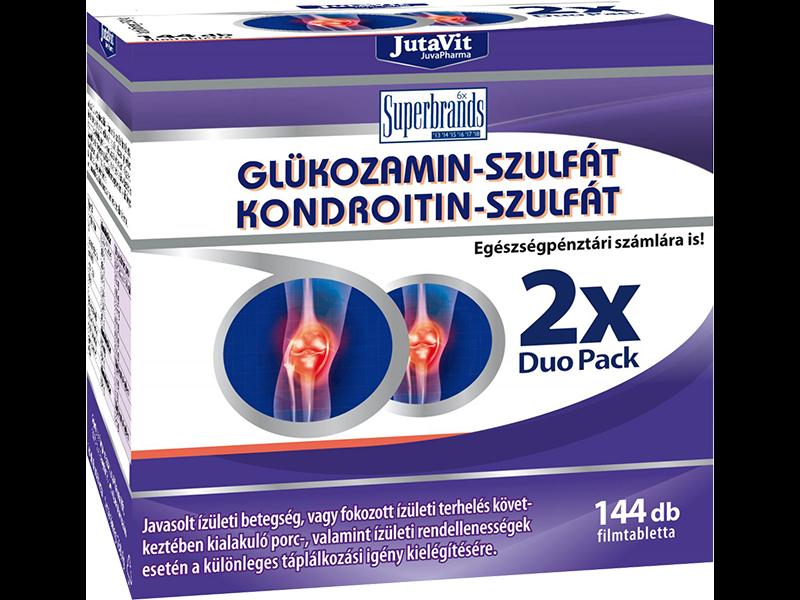 komplex kondroitin és glükozamin)