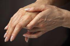 rheumatoid arthritis ízületi károsodásának képe)